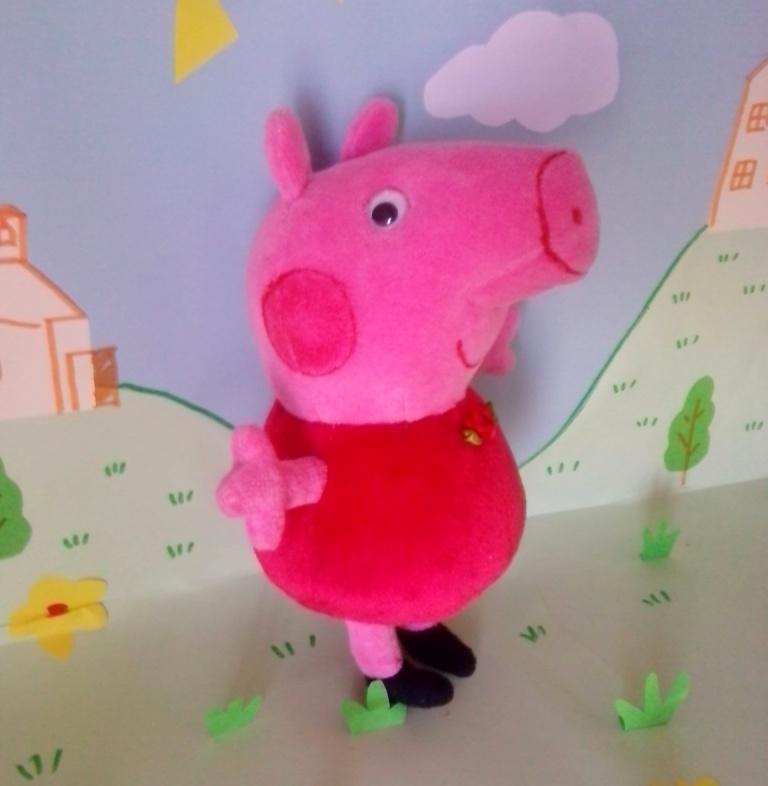Игры свинка Пепа - онлайн, на двоих, для девочек
